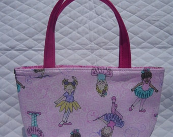 Ballerinas Kids Bag