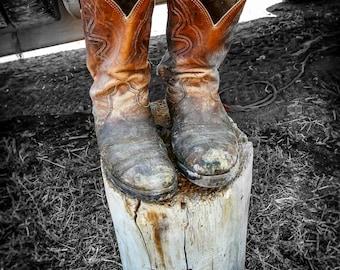 Real cowboy | Etsy