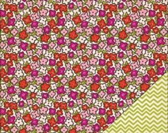 2x American Crafts Soho Nolita 12x12 Cardstock Paper
