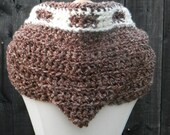 Crochet Pattern Hooded Scarf Convertible Wrap Hat Hoodie Scoodie INSTANT pdf DOWNLOAD file