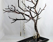 20 inch HandCrafted Jewelry Organizer Tree -Ready to Ship Today!