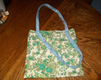 Fabric Bag--Lined