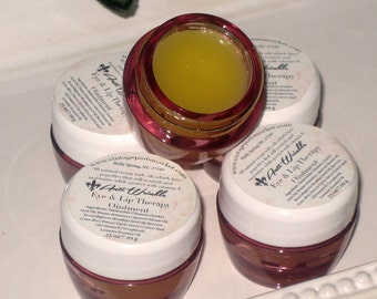 Anti-Wrinkle Eyes and Lips Therapy Ointment Cream