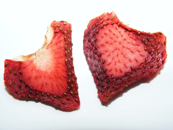 Simply  Strawberry slices