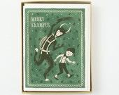 Merry Krampus Card 10pcs