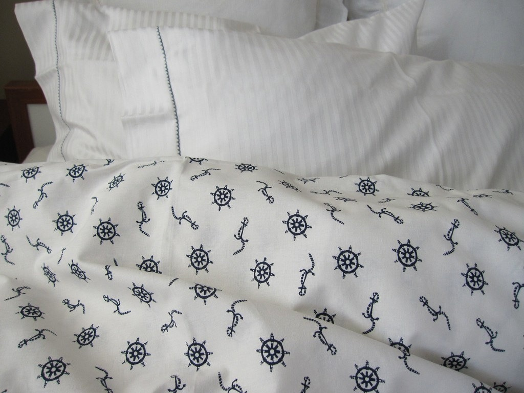 Nautical Bedding Twin Xl Full Queen Double King Duvet Cover