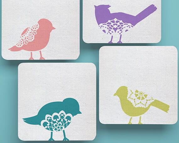 Diy Bird Wall Art Images