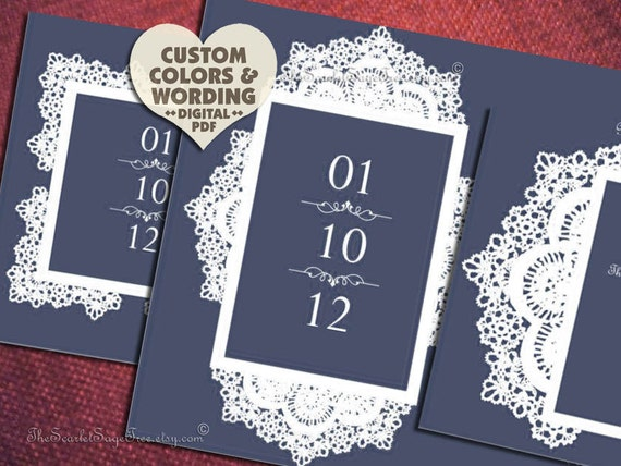 FRENCH LACE Classic Country Wedding Invitation Set Printed Custom Pdf Engagement Anniversary Bridal Shower Template Modern Preppy Victorian