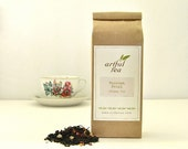Passion Petal Oolong Tea, Loose Leaf Blend of Oolong with Passion Fruit, Mango & Rose, Tropical Taste