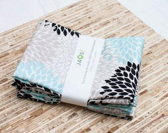 Eco-Friendly Large Cloth Napkins - Set of 4 - (N1769)