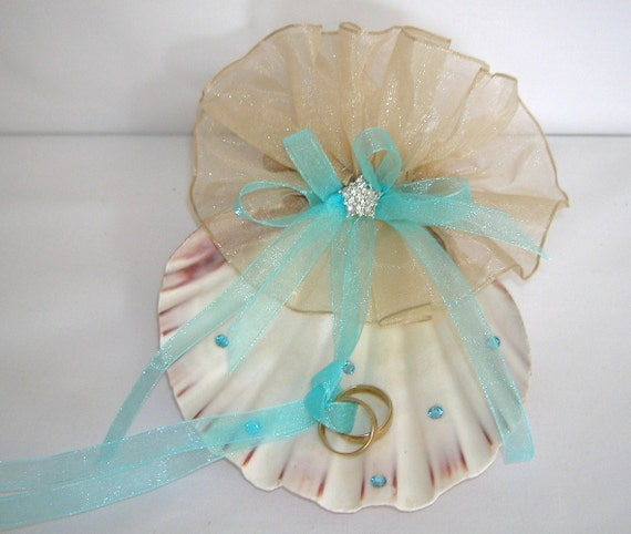 Sand and Surf Ring Bearer Shell