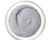 SALE STORM - Matte Gray Blue Eyeshadow Mineral Makeup - Pure & Natural Mineral Eye Color Pigment - Noella Beauty Cosmetics