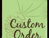 CUSTOM ORDER shipping adjustment for jewelry order