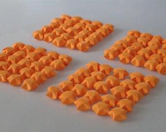 Lucky Stars (100): Bright Orange