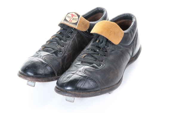 baseball cleats size 8 5 1950s