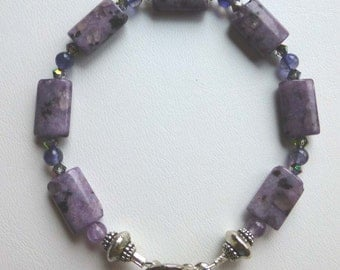 Kiwi delight bracelet