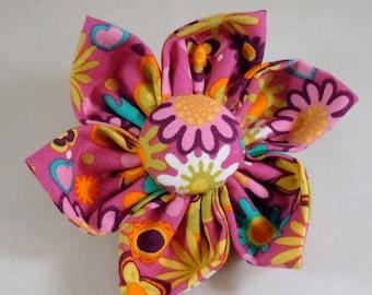 Dog Flower, Dog Bow Tie, Cat Flower, Cat Bow Tie - Park Slope