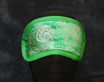 Emerald Green Sleep Mask
