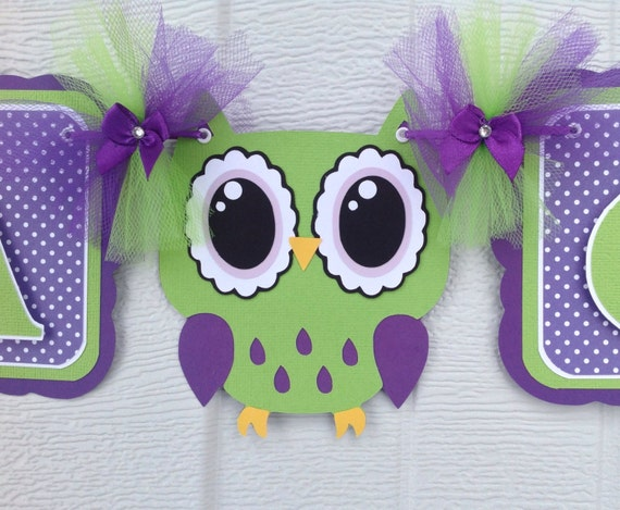 owl baby shower baby shower banner purple owl decorations owl