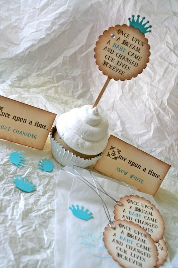White Fake Cupcake Photo Prop Home Decor By