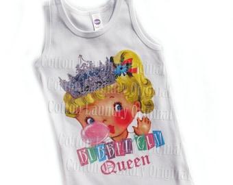 TShirt, tee shirt, tank, onepiece  Bubblegum Queen...TShirt