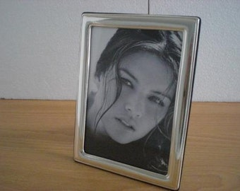 Handmade Sterling Silver Photo Picture Frame 1020 13x18 GB new
