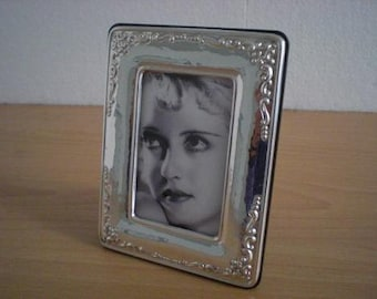 Handmade Sterling Silver Photo Picture Frame 1010 6x9 GB new