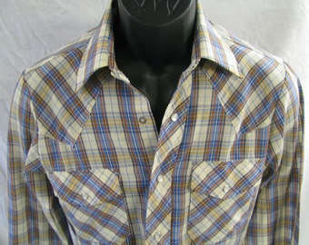 Vintage Sundance Slim Fit Western Shirt - Size Small (fits like Extra Small)