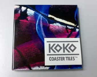 Koko Coaster Tile No.61 One Tile