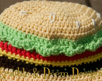 I can has Cheeseburger Toque: Made to Order