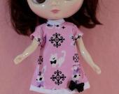 Rosiee Gelutie Middie Fun Time Dress