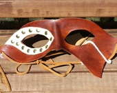 Steampunk Mask : Ready To...