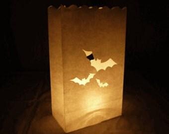 Halloween Trick or Treat  Luminary 20 Bags