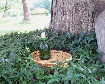 Tuscany Mini-Bottle & Vanity Basket Pairing From Seventies Small Decor FIND