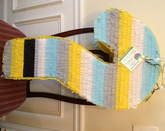 Question Mark Pinata.  Large Custom Question Mark Pinata.  Gender Reveal Party