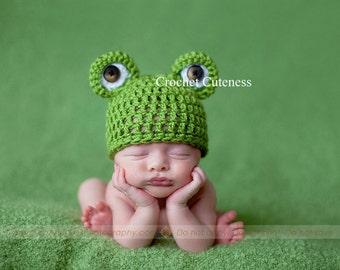 Mr. Frogger Beanie