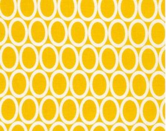 SALE Remix Ovals in Summer by Ann Kelle for Robert Kaufman Fabrics (1 yard) SALE