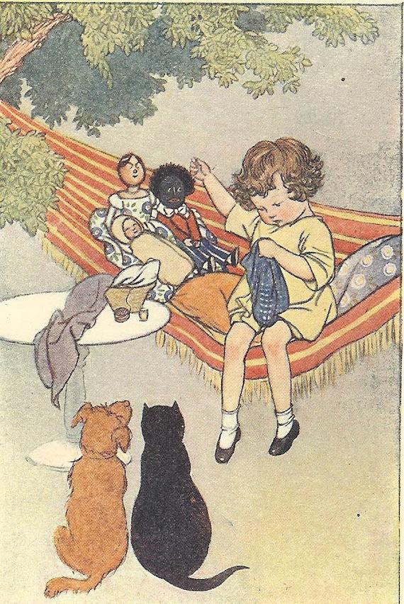 Black Dog Childrens Book