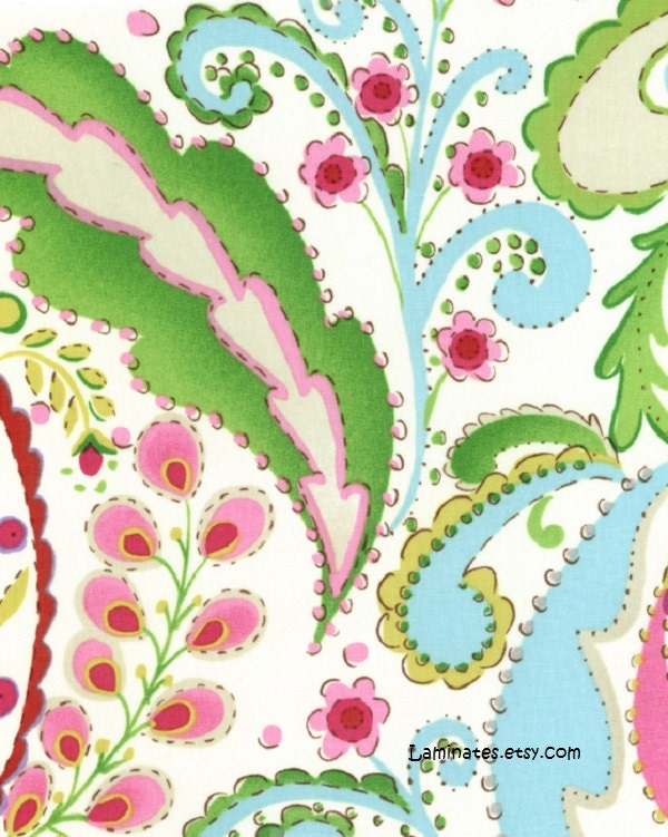 Cotton sewing quilting fabric by the yard yardage kumari for Dena designs tea garden fabric