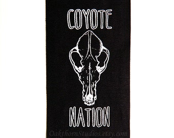 COYOTE NATION Patch