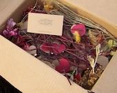 8 Artisan Magic Meals - Gourmet Gift Box - Farmer's Market Eco Gift Set - Edible Food DIY Magic Meal Mix Kit - Organic Food Gift Basket Box