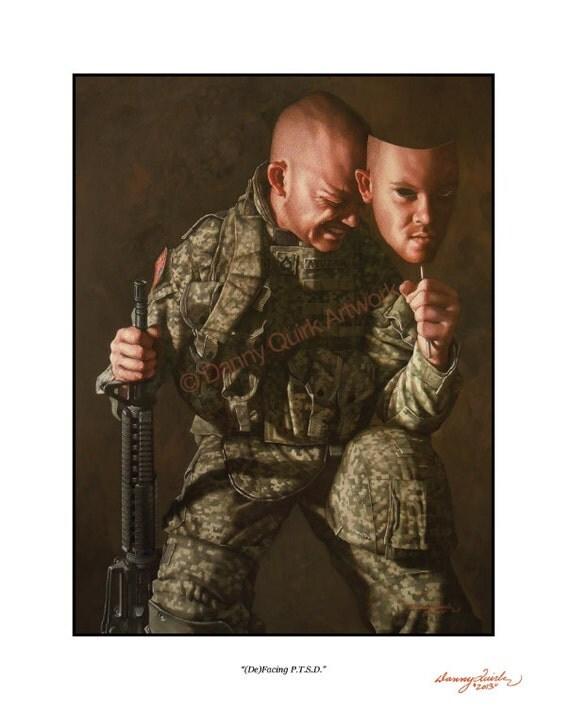 De)Facing PTSD