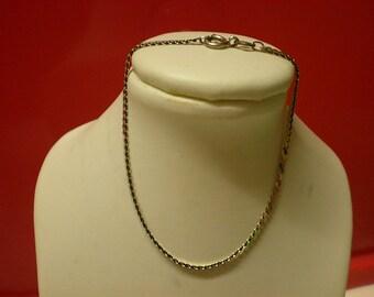 Sterling silver Anklet Bracelet Doll Necklace Anniversary
