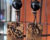 Wild Horse Jasper earrings
