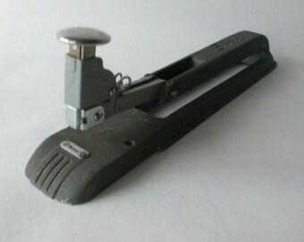 Vintage Swingline stapler long reach from Diz Has Neat Stuff