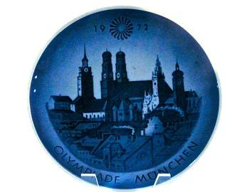 Royal Copenhagen Collectible Munich Olympics 1972