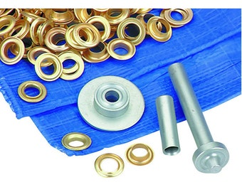 "Grommet Installation or Repair Kit 103 Piece 1/2"""