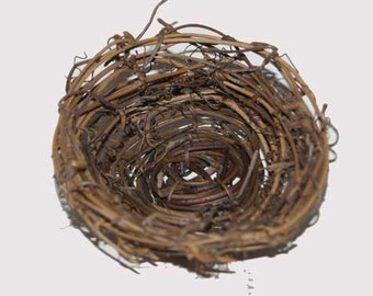 12 pc 3 Inch Artificial Twig Bird Nest