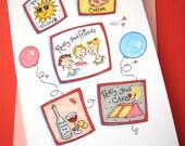 Really Good Birthday Card - Friend Birthday - Women Birthday - Girlfriends Card