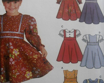Simplicity Girl's Pattern 5282